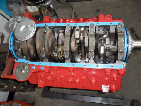 Custom Engine Building, Stock Rebuilds, Antique & Race Car Engine