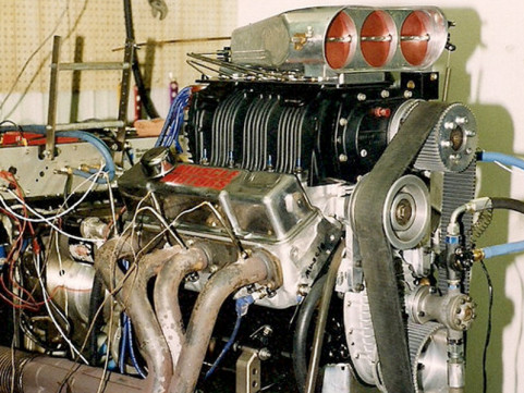 Custom Engine Building, Stock Rebuilds, Antique & Race Car